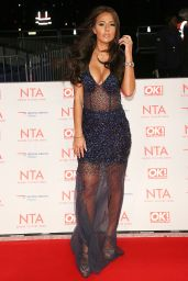 Yazmin Oukhellou – 2018 National Television Awards in London