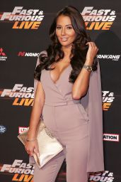 Yazmin Oukhellou – Fast and Furious Live at the O2 Arena in London