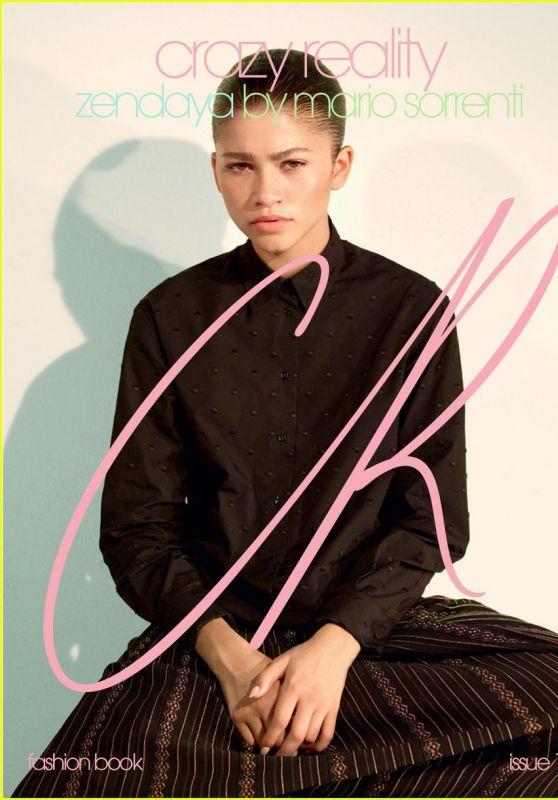 Zendaya- CR Fashion Book 01/29/2018