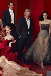 Zendaya - Vanity Fair Hollywood Issue 2018