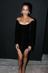 Zoe Kravitz - YSL Beauty Party in Paris
