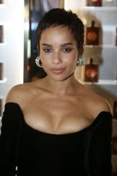 Zoe Kravitz - YSL Beauty Party in Paris