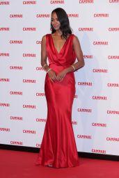 "Zoe Saldana – ""The Legend of Red Hand"" Photocall in Milan"