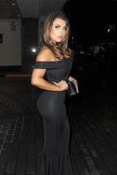Abigail Clarke - World cancer Day Gala in London