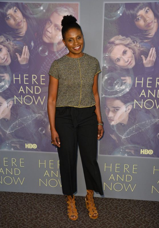 "Adina Porter – ""Here and Now"" Premiere in LA"