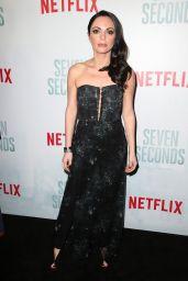 """Adriana DeMeo – """"Seven Seconds"""" TV Show Premiere in LA"""