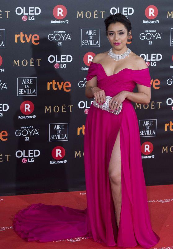 Adriana Paz – 2018 Goya Awards in Madrid