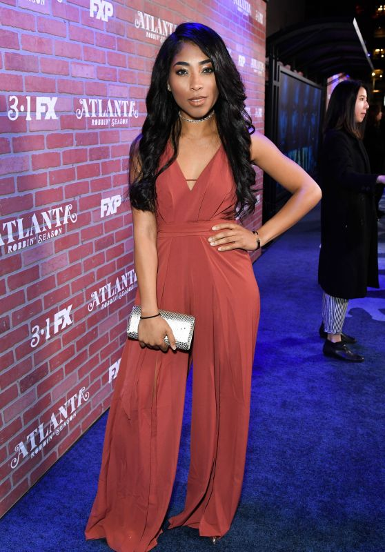 "Adriyan Rae - ""Atlanta"" TV Show Premiere in Los Angeles"