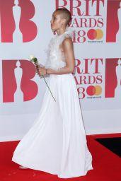 Adwoa Aboah – 2018 Brit Awards in London
