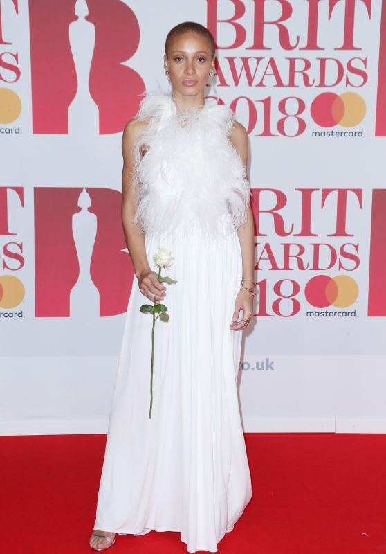 Adwoa Aboah – 2018 Brit Awards in London