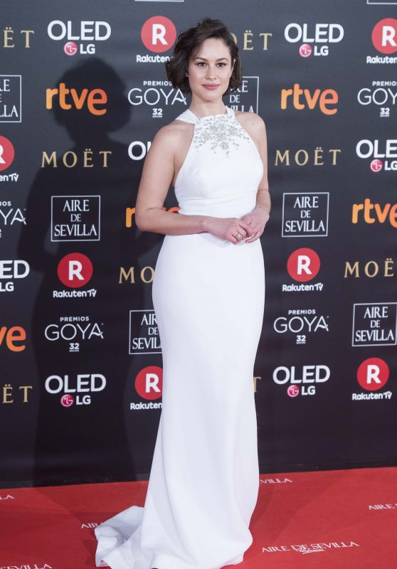 Aida Folch – 2018 Goya Awards in Madrid