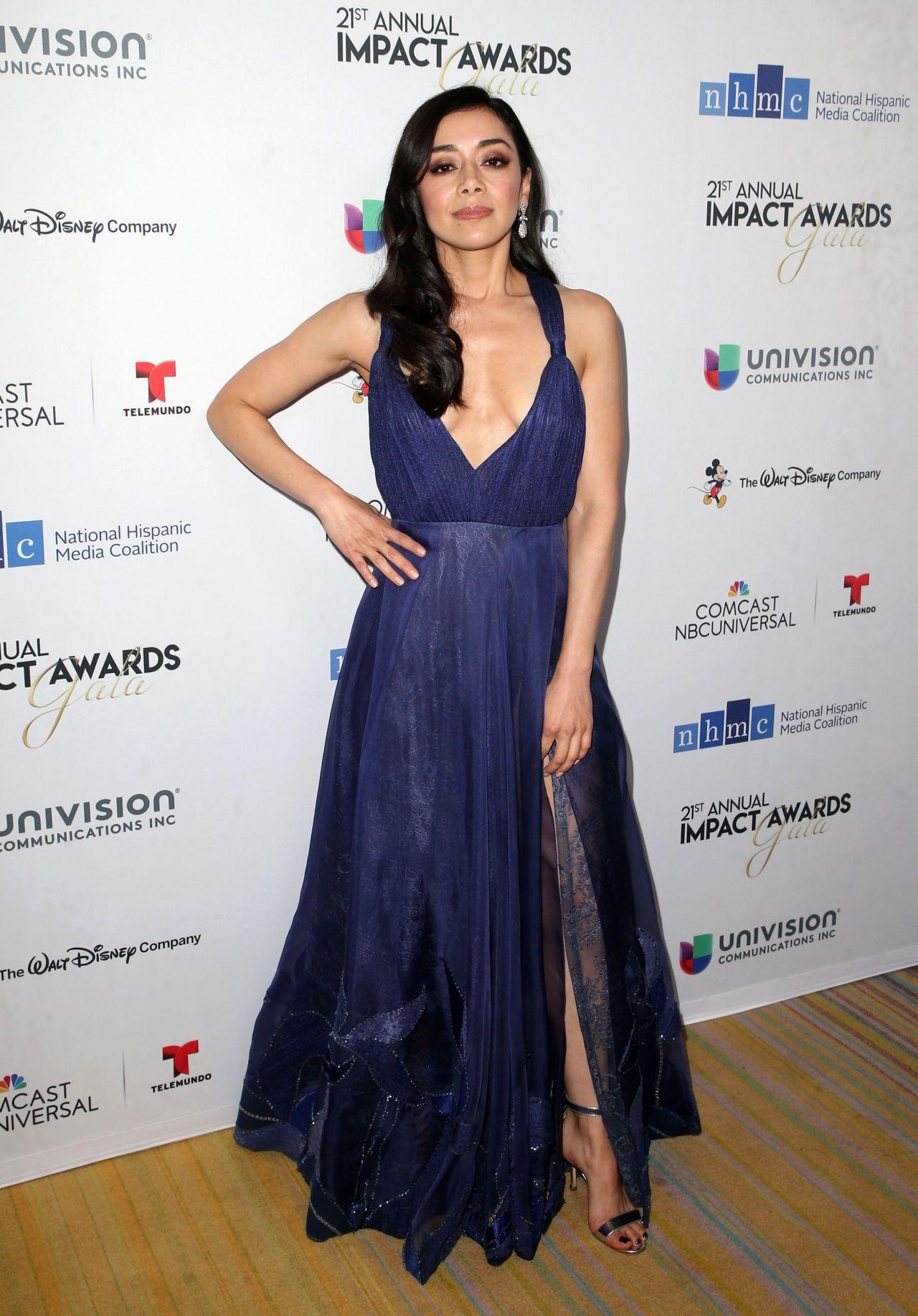 Aimee Garcia 2018 Impact Awards In Los Angeles