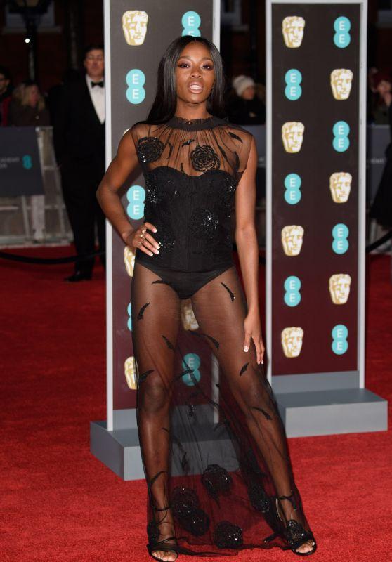 AJ Adudo – 2018 British Academy Film Awards
