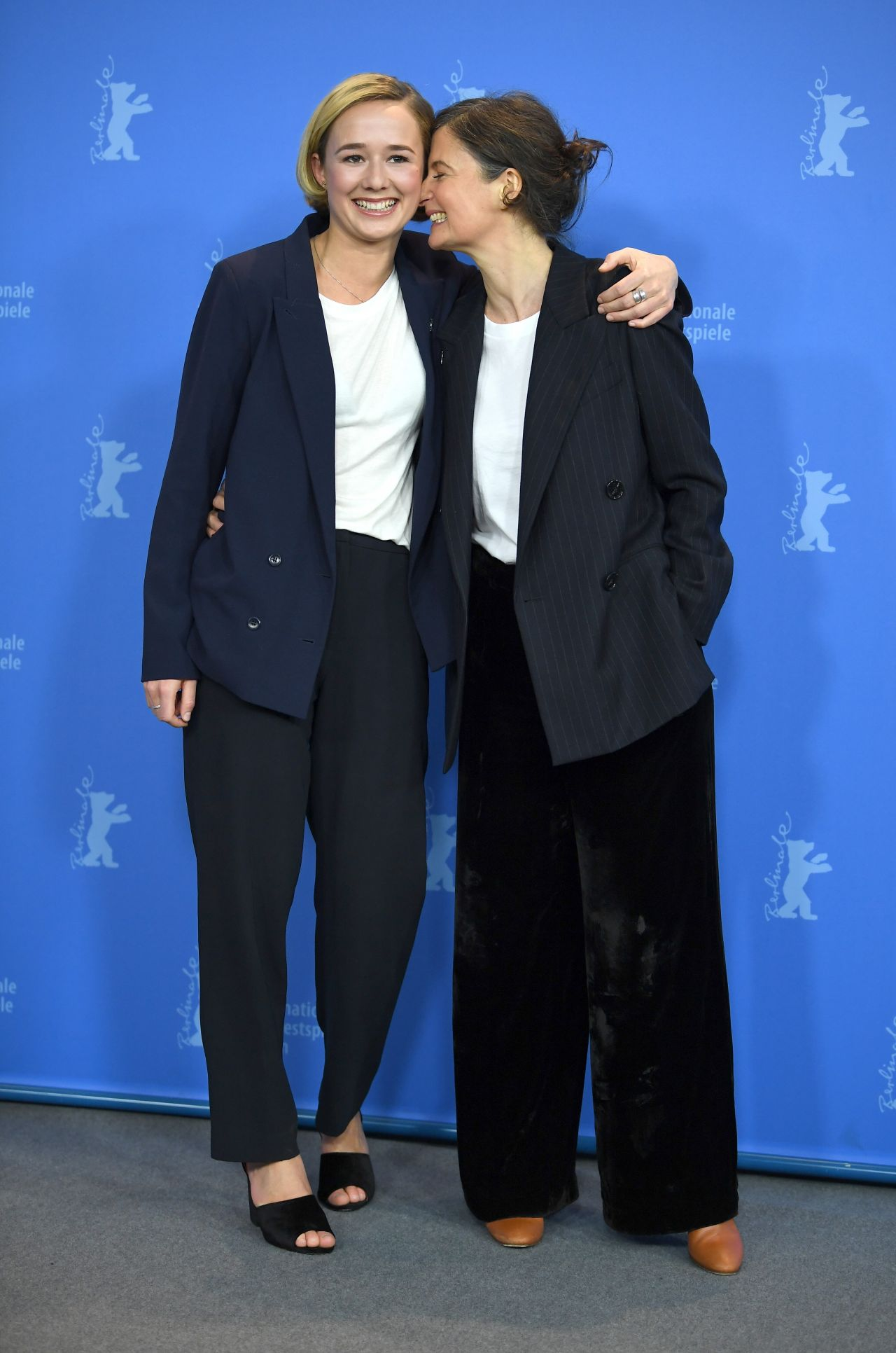 Alba August Quot Becoming Astrid Quot Photocall Premiere