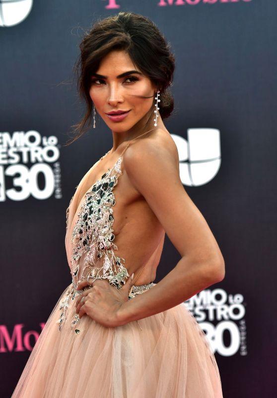 Alejandra Espinoza - Premio Lo Nuestro Awards 2018 in Miami