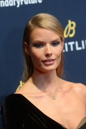 Alena Blohm - Breitling Red Carpet Event in NYC