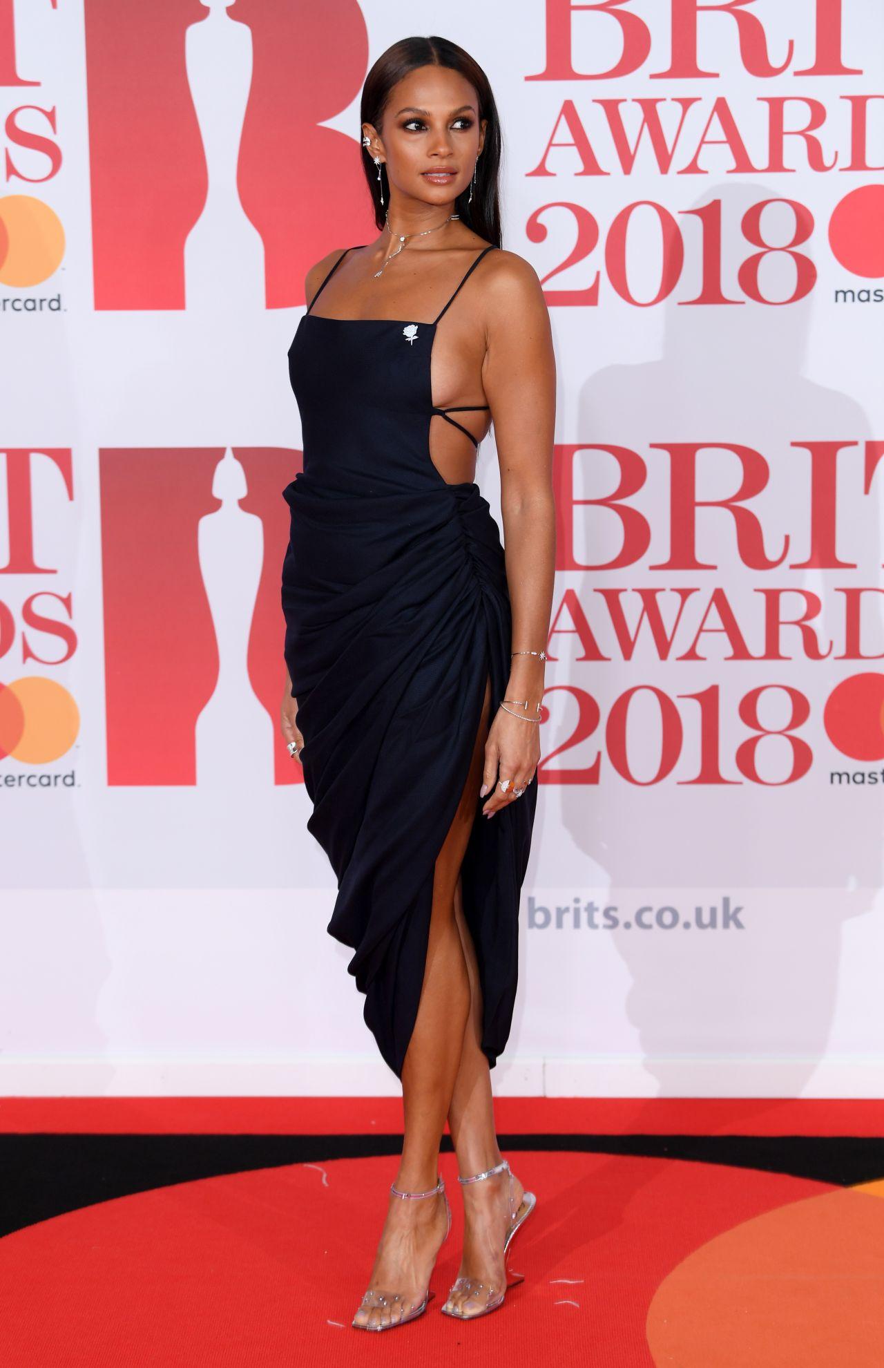 Alesha Dixon 2018 Brit Awards In London More Pics