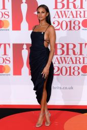 Alesha Dixon – 2018 Brit Awards in London (More Pics)