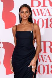 Alesha Dixon – 2018 Brit Awards in London (More Pics)