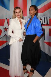 Alesha Dixon and Amanda Holden - Britain