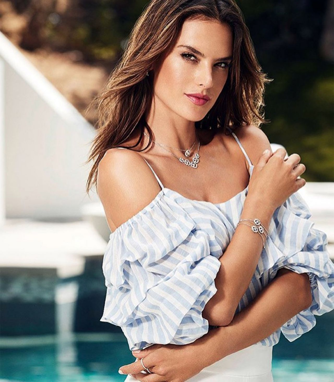 alessandra ambrosio latest photos celebmafia