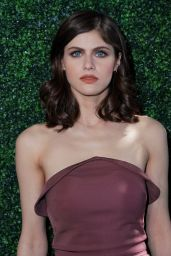 Alexandra Daddario – Variety, WWD and CFDA's Runway to Red Carpet Event in LA