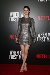 "Alexandra Daddario – ""When We First Met"" Screening in LA"