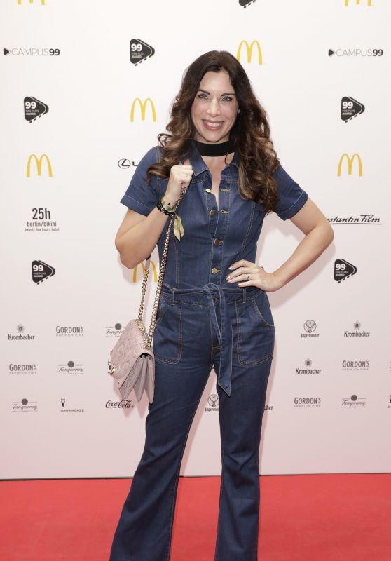 Alexandra Polzin – 99Fire-Films-Award at Berlinale 2018