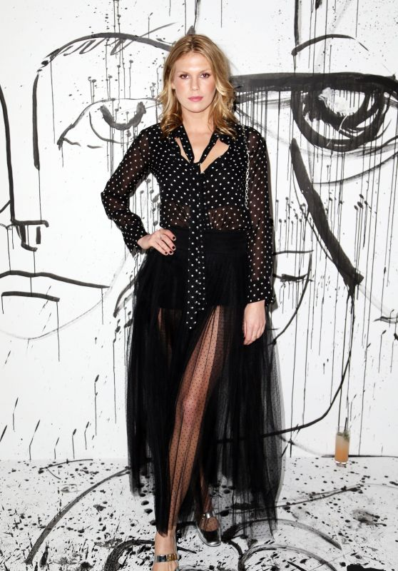 Alexandra Richards – Dior Collection Launch Party Spring Summer 2018 at NYFW
