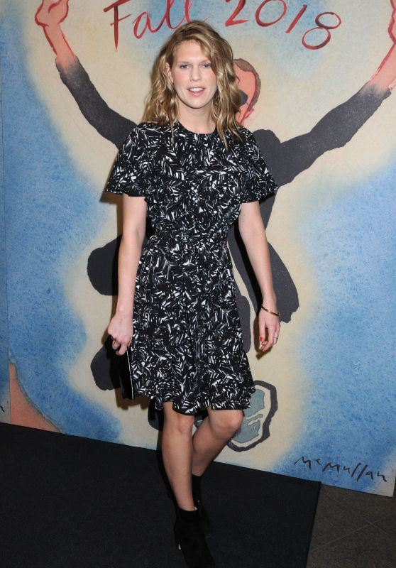 Alexandra Richards – Michael Kors Show FW18, NYFW