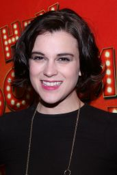 Alexandra Socha – Encores Hey, Look Me Over! Closing Night Party in NY