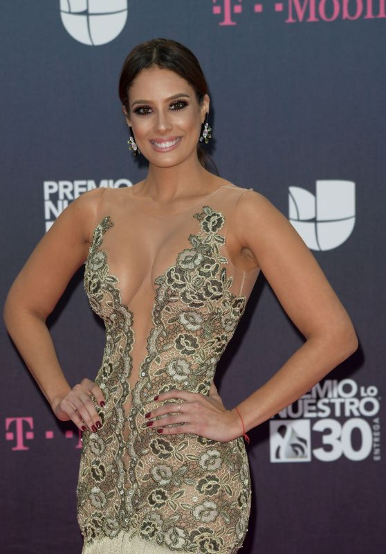 Aleyda Ortiz – Premio Lo Nuestro 2018 Awards in Miami