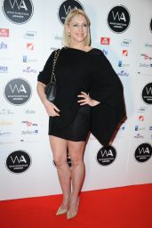 Ali Bastian – 2018 WhatsOnStage Awards in London