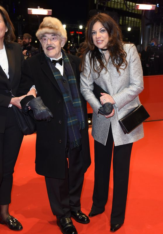 Alice Brauner – 2018 Berlin International Film Festival Opening Ceremony