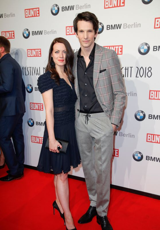 Alice Dwyer – BUNTE & BMW Host Festival Night, Berlinale 2018