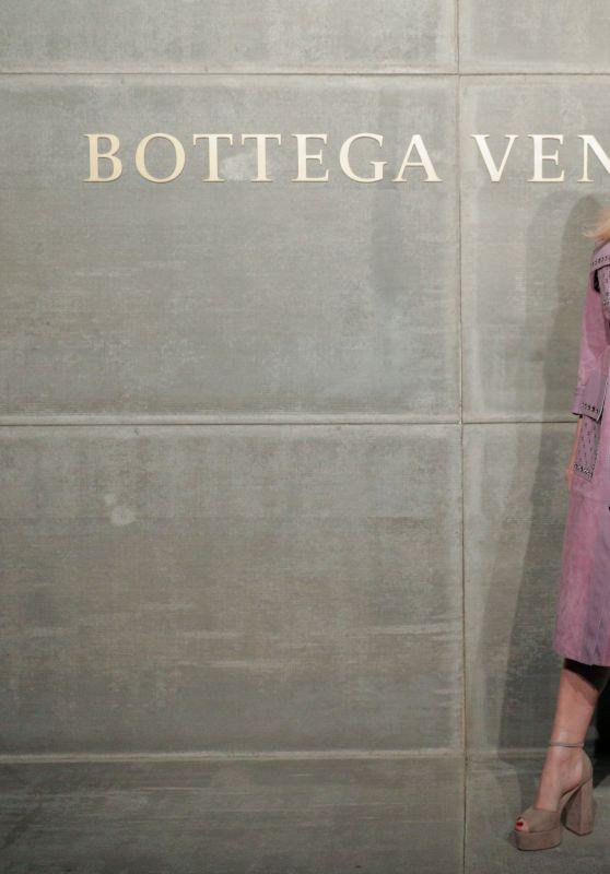 Alice Naylor Leyland – Bottega Veneta Show at NYFW 02/09/2018