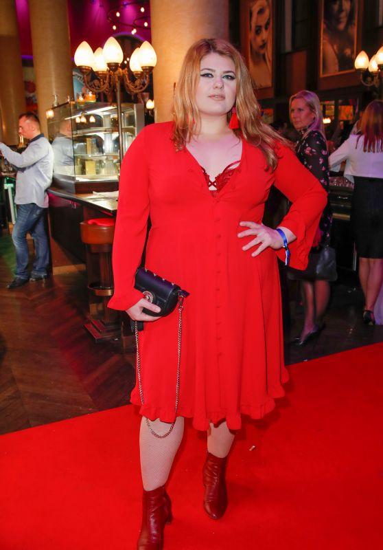 Alina – BUNTE & BMW Host Festival Night, Berlinale 2018