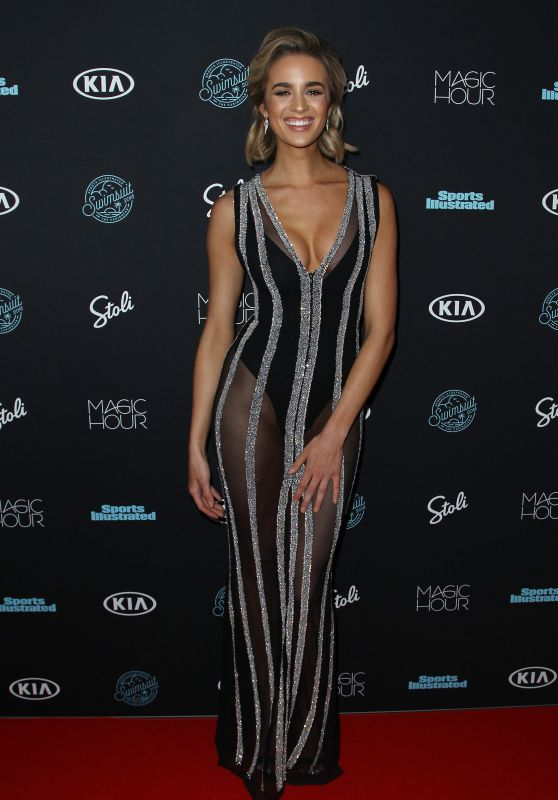 Allie Ayers – 2018 Sports Illustrated Swimsuit Issue Launch