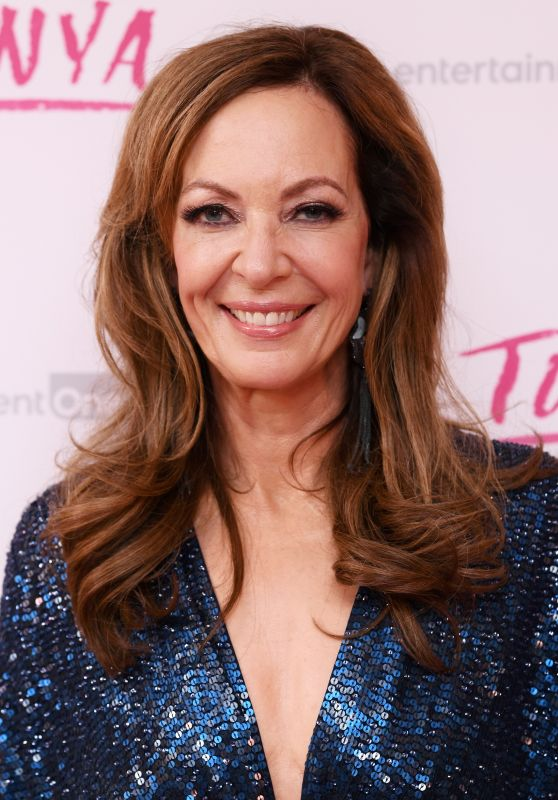 "Allison Janney – ""I, Tonya"" Premiere in London"