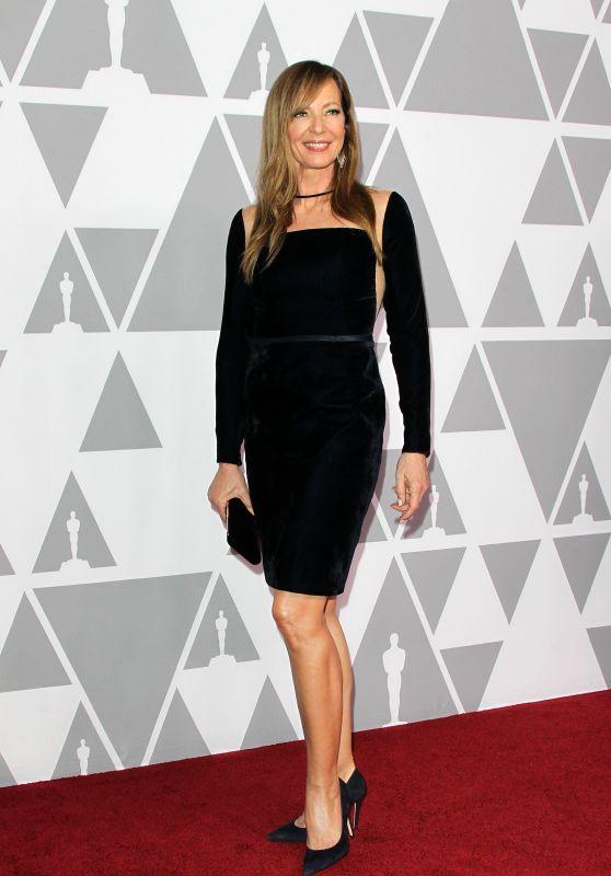 Allison Janney – Oscars Nominees Luncheon 2018 in Beverly Hills