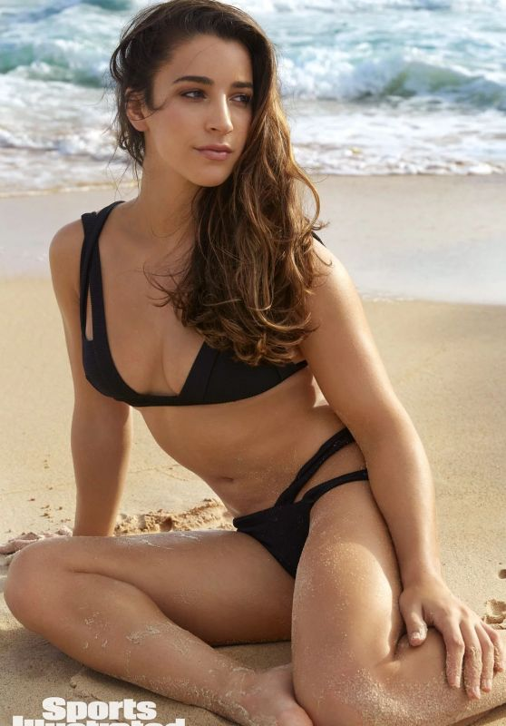 Aly Raisman – SI Swimsuit Issue 2018