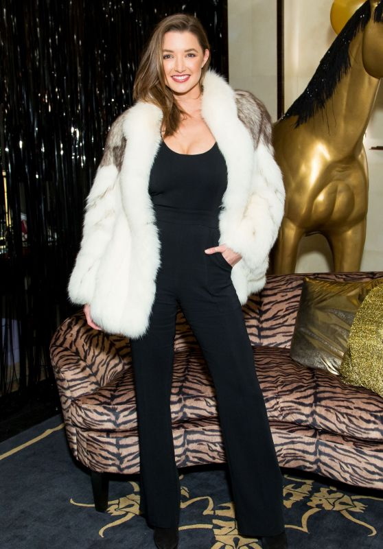 Alyssa Arce - Bergdorf Goodman x Dundas Party FW18 at NYFW