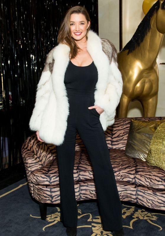 Alyssa Arce - Bergdorf Goodman x Dundas Party FW18 at NYFW