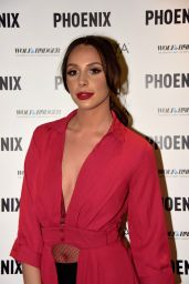 """Amber Dowling – Wolf & Badger and Phoenix """"A Celebration of Independence"""" Party at LFW"""