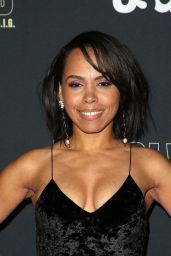 "Amirah Vann – ""Unsolved The Murders of Tupac and The Notorious B.I.G."" TV Show Premiere in LA"