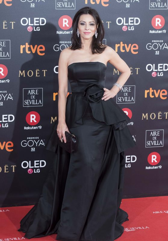 Ana Alvarez – 2018 Goya Awards in Madrid