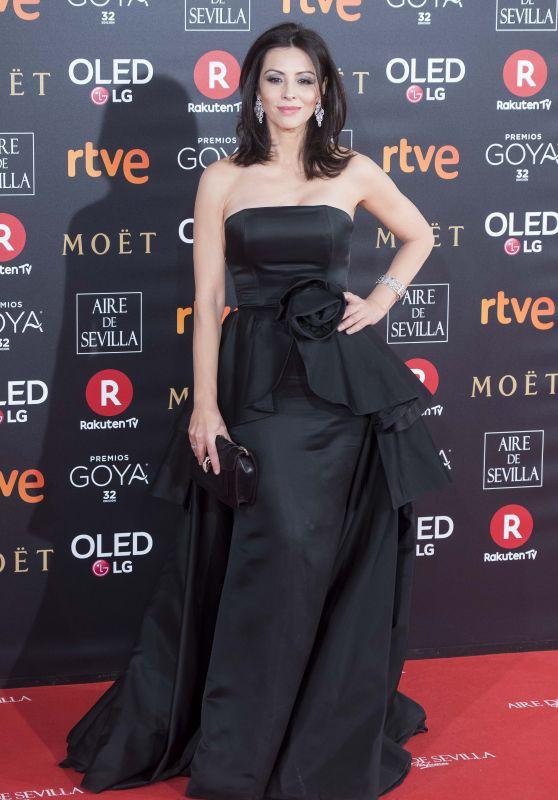 Ana Alvarez – 2018 Goya Awards in Madrid