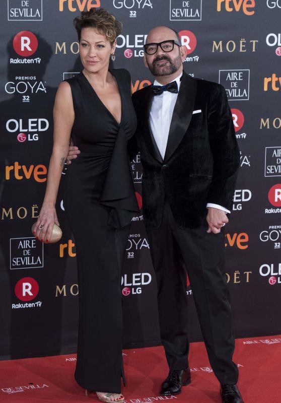 Ana Barrachina – 2018 Goya Awards in Madrid