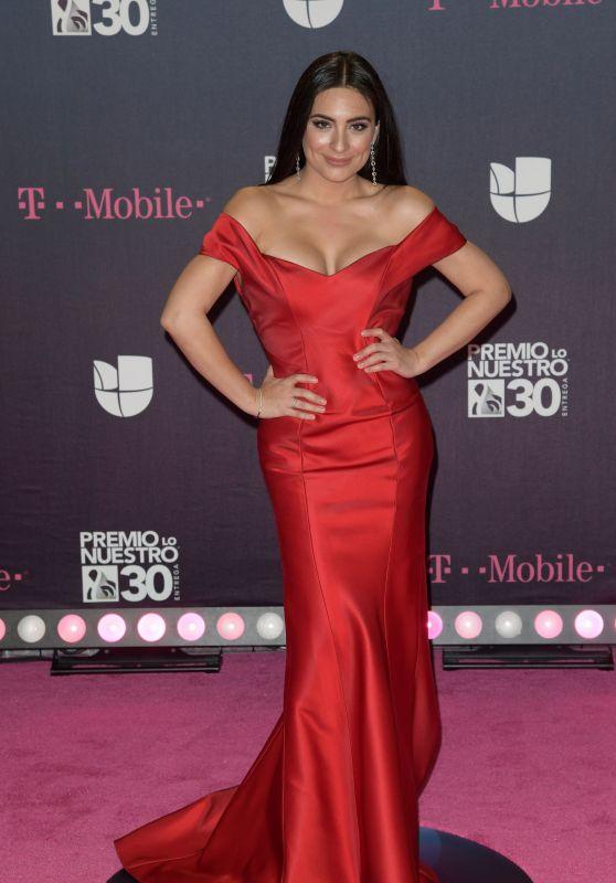 Ana Brenda Contreras – Premio Lo Nuestro 2018 Awards in Miami