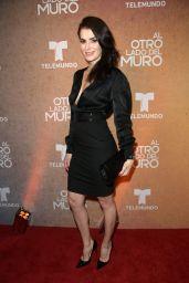 """Ana Gonzalez – """"Al Otro Lado del Muro"""" Telenova Screening in Miami"""